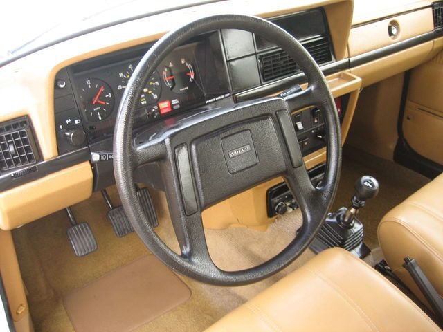 Dash 1983 Volvo 240 Dl Wagon These Were Such Great Cars I
