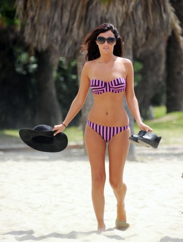 Bikini lose tv wear weight