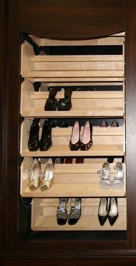 Clever Shoe Storage Hacks