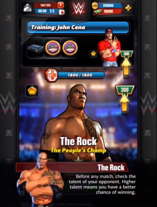 Pin by Jason Purcell on <b>WWE Champions</b> hack | Pinterest | <b>Wwe</b> ...