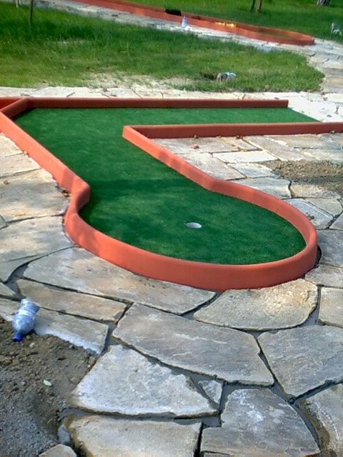 "Inexpensive ready made miniature golf designs | ""Mini Golf"" Ltd on baseball golf, hockey golf, plinko golf,"