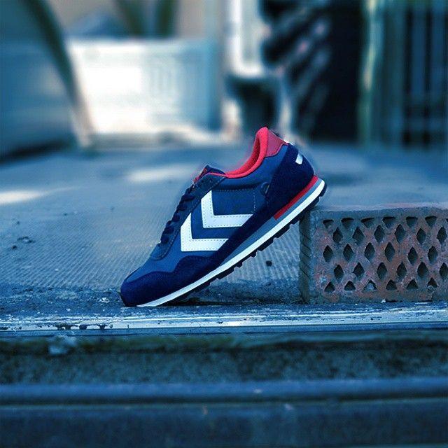 Sporjinal On Instagram Hummel Reflex Low Unisex Mavi Spor Ayakkabi 64108 8566 Link Profilde Sporjinal Sporjinal Men S Shoes Hummel Sneaker Instagram
