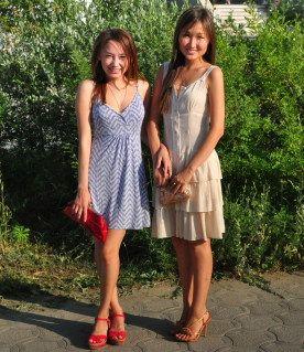 Yakutsk girls