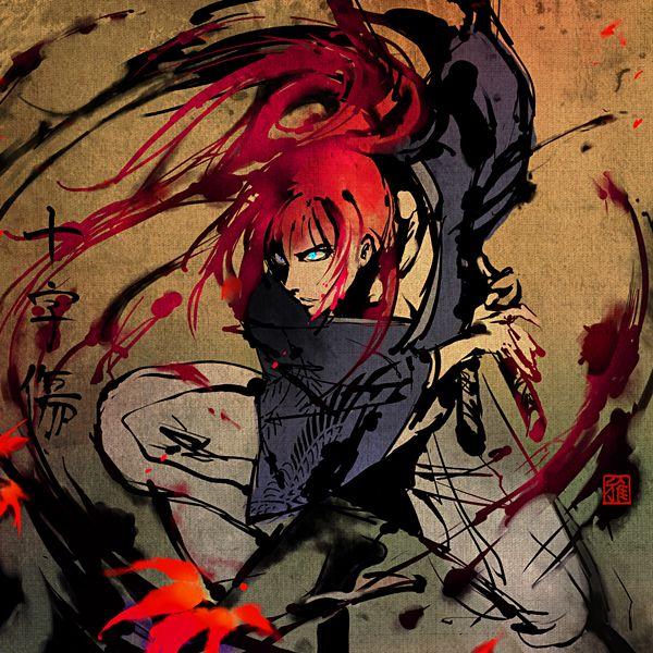 75+ Gambar Animasi Kartun Samurai X