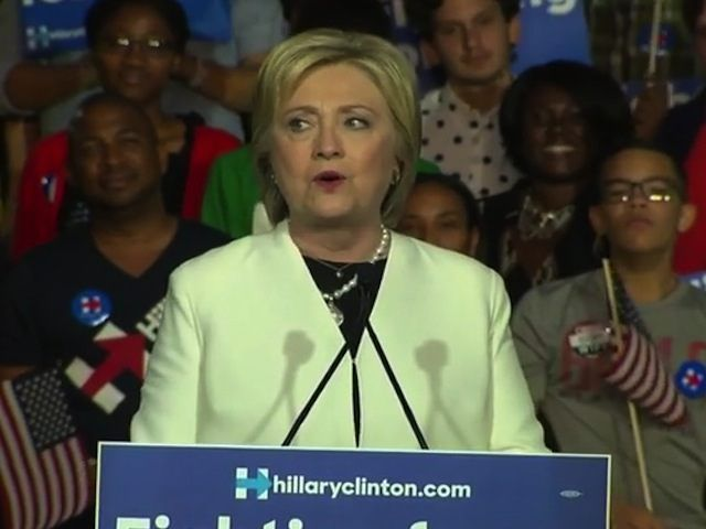 Hillary: We Need More Love and Kindness in America...