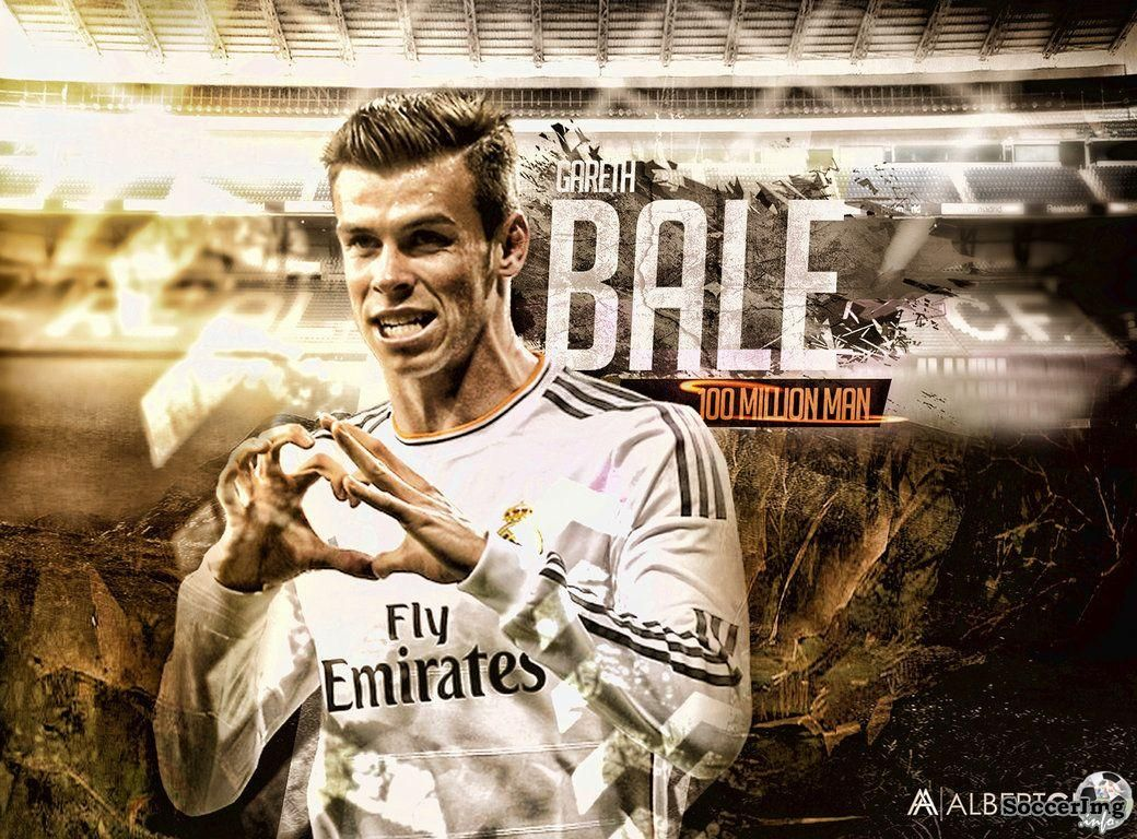 Gareth Bale Pc Wallpaper Real Madrid Gareth Bale Madrid Wallpaper Real Madrid Wallpapers