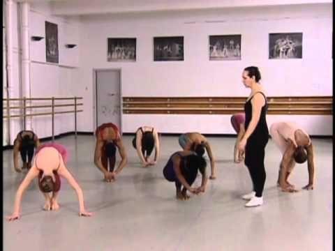 The Dance Technique of Lester Horton: An Advanced Beginners Class - YouTube