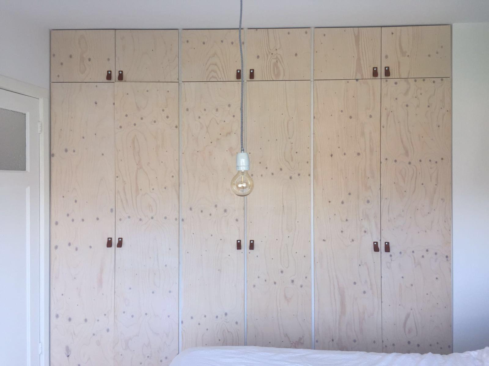 Underlayment Kast Op Maat Gemaakt Bedroom In 2019 Kast