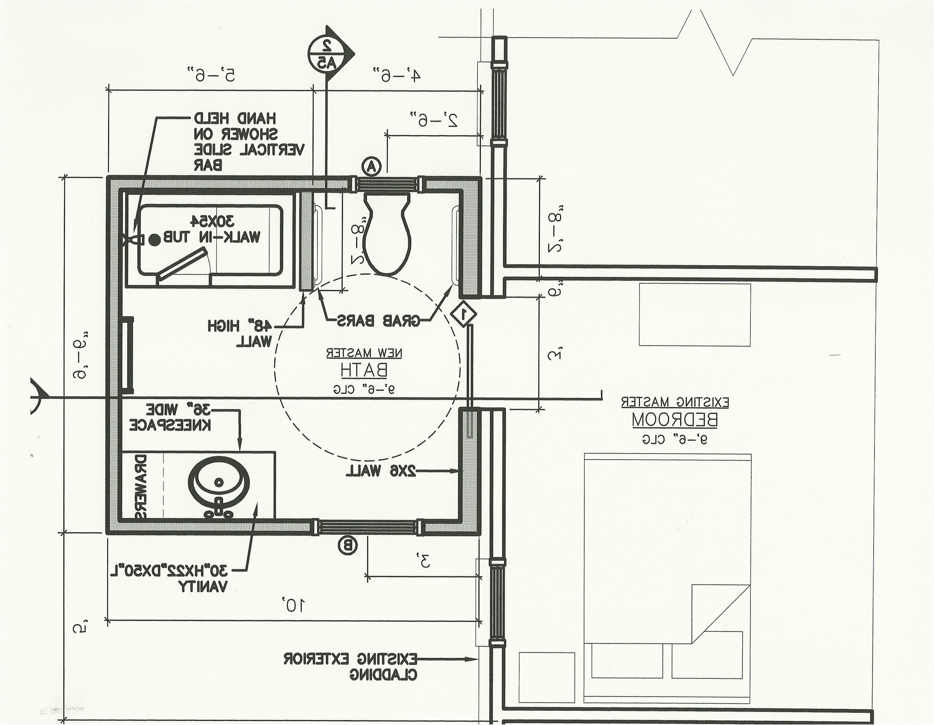 Handicap Bathroom Floor Plans Mercial Ada Public Restroom From Wheelchairaccessiblemasterbathroomfloorplans