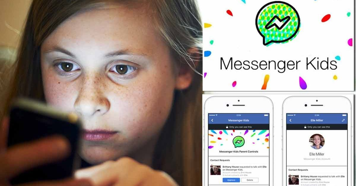 Why you shouldn't let your children use Facebook's