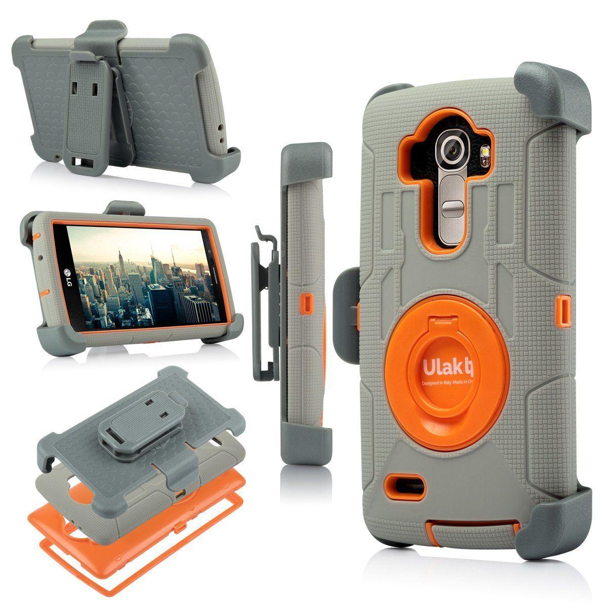 info for 473a2 512b9 Amazon.com: LG G4 Case, G4 Case, ULAK Shockproof Hybrid Heavy Duty ...