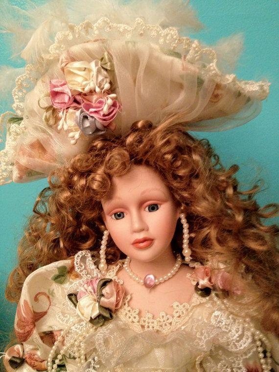 victorian porcelain dolls - Bing Изображения