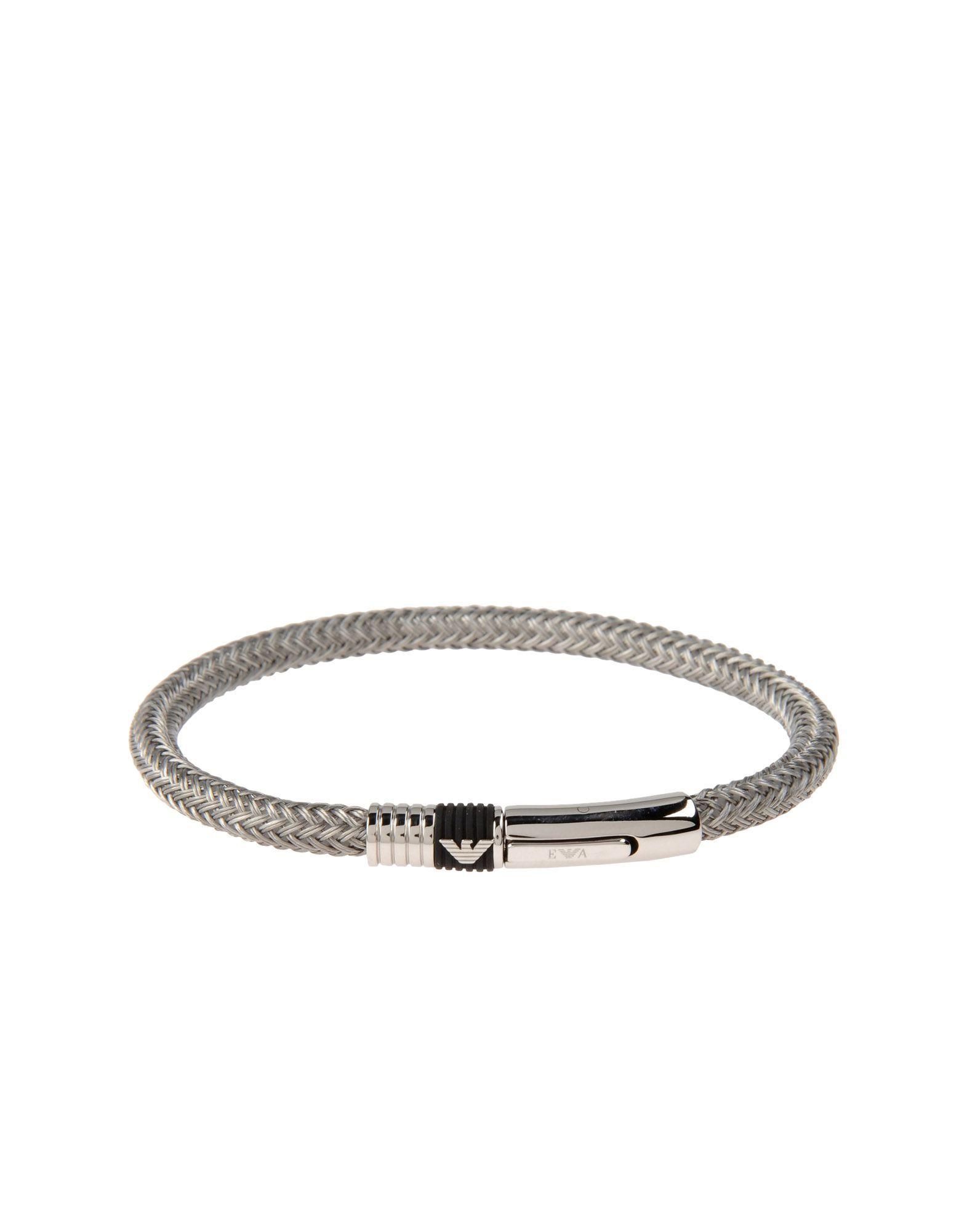 Bracelet armani homme pas cher