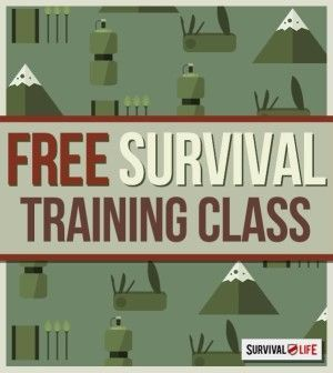 Free Survival Training Class - Learn Outdoor Survival Skills By Survival Life http://survivallife.com/2015/03/12/free-survival-training-class/