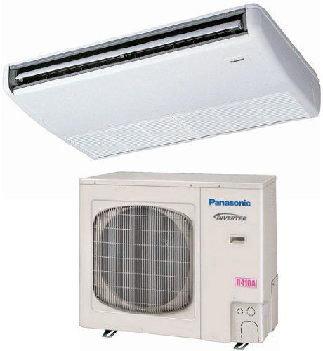 36pst1u6 Ceiling Suspended Mini Split Air Conditioner With Microprocessor Controlled Operat Portable Air Conditioners Air Conditioner Accessories Home Kitchens
