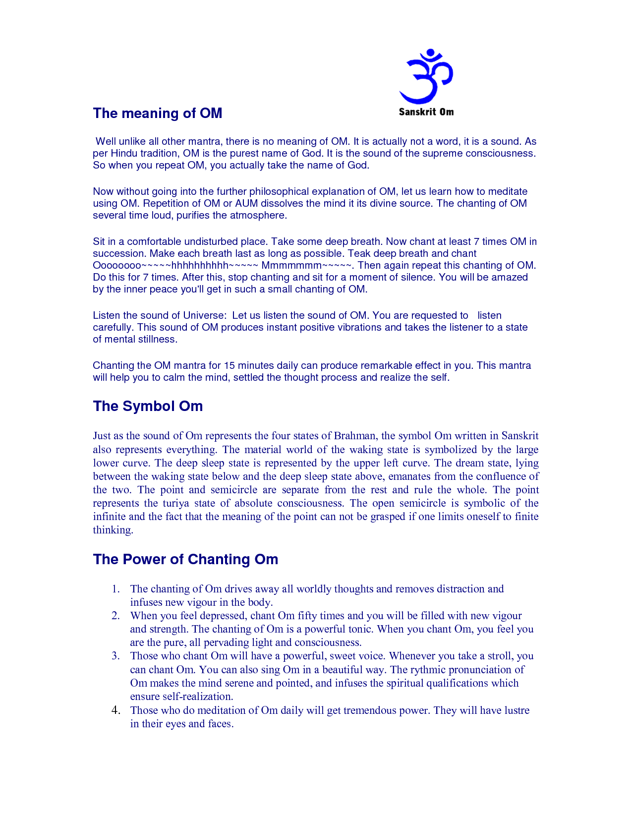 Om Definition Meaning Scope Of Work Template Ommantrahamsa Etc