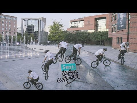Sosh Urban Motion 4 : Simone Barraco x Alex Barret - 3ème place ex aequo - YouTube