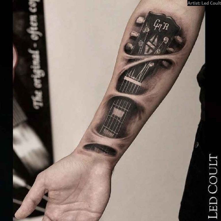 Männer musik motive tattoos Tattoo Ideen
