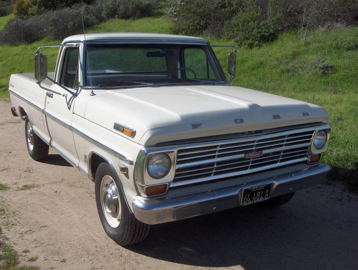 1968 ford f250 ranger