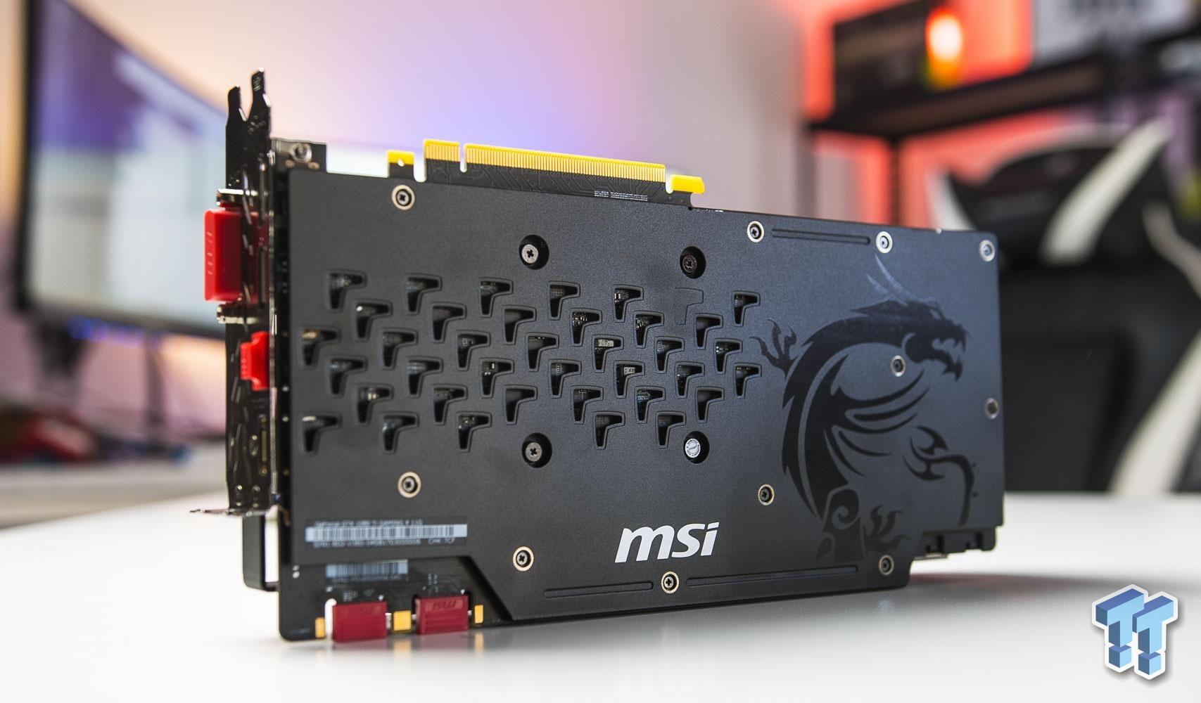 Msi Geforce Gtx 1080 Ti Gaming X 11g Is The New 4k King Msi Games King