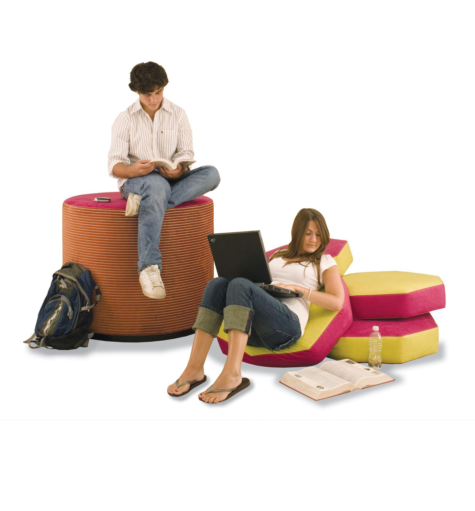 Modular Floor Pillows. Thonet Chill Modular Floor Pillows N ...