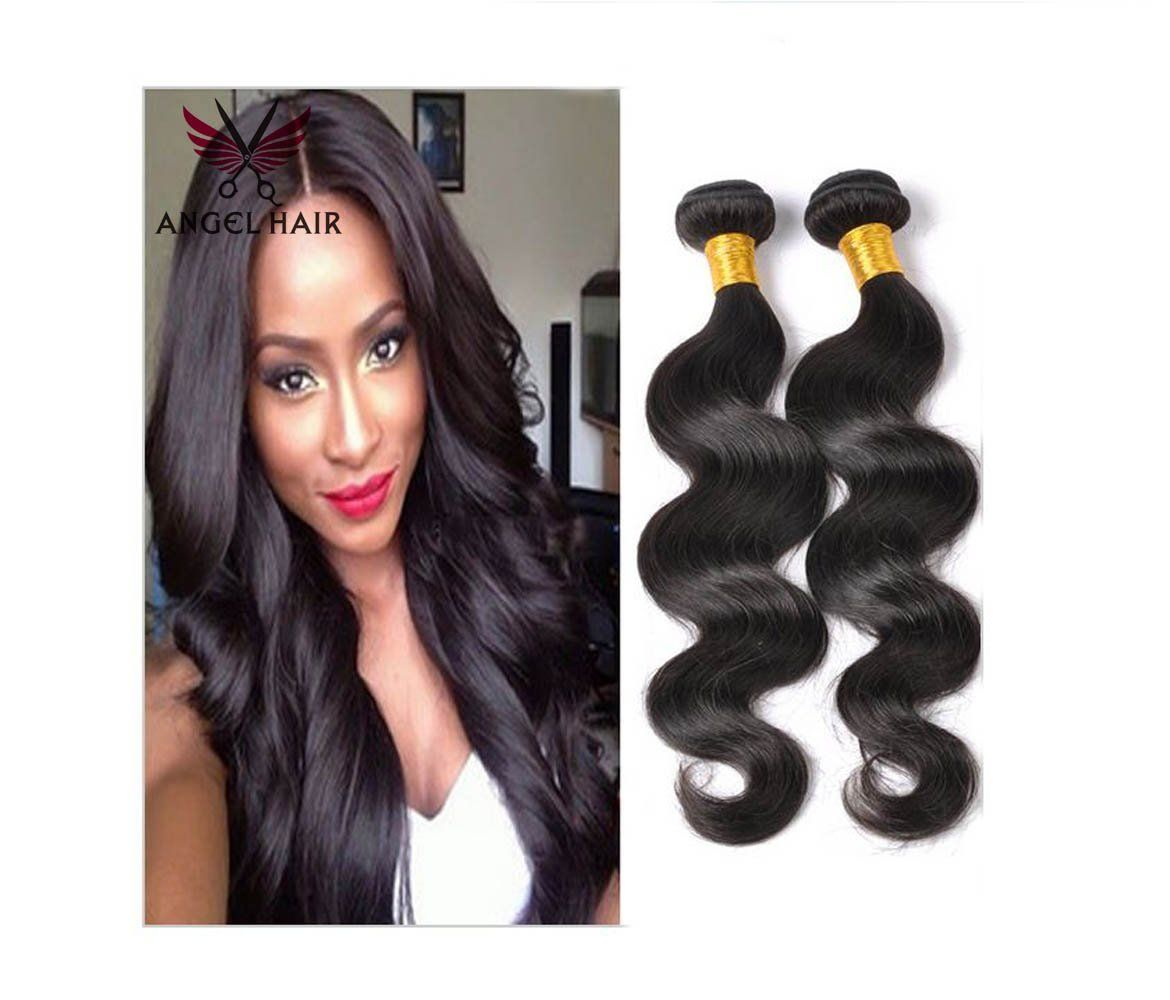 Angel Hair 2 Bundles Body Wave Hair Extension Pinterest Angel