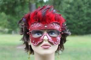 Masquerade Masks for People Who Wear Glasses