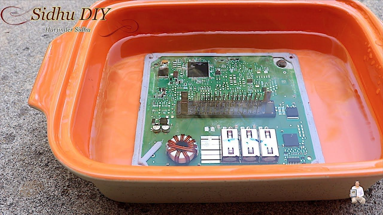 How To Repair Fuel Pump Control Module On Hummer P0230 U0109 Hummer Repair Oil Filter
