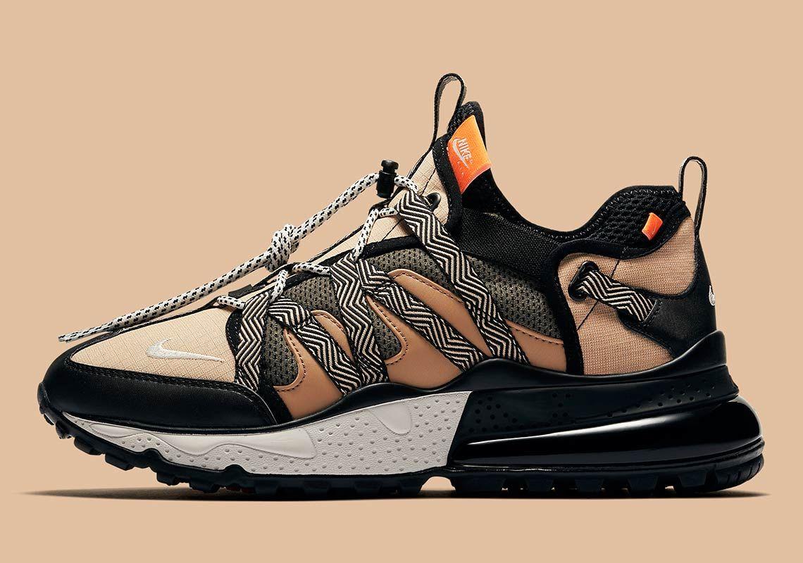 Nike Air Max 270 Bowfin AJ7200 001 Release Info | Snow boots