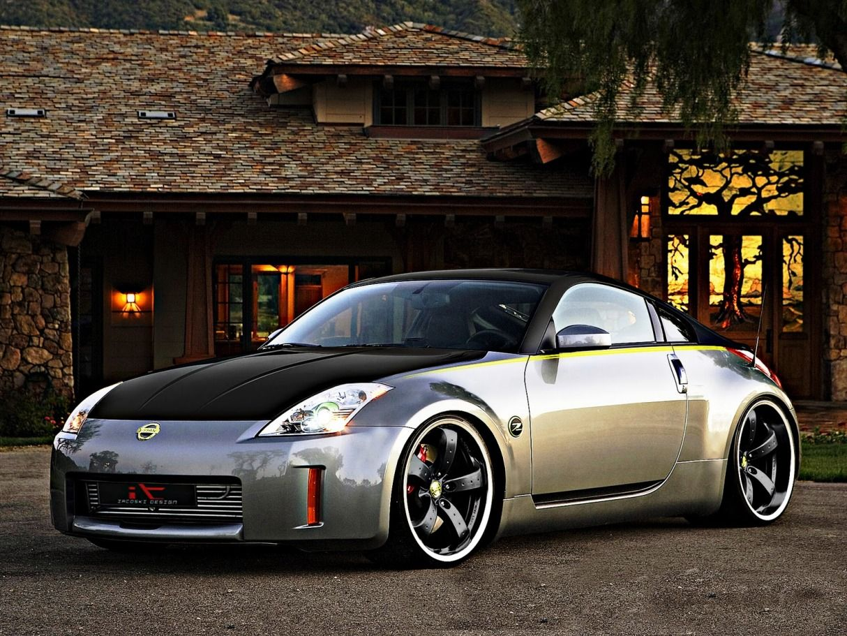 2Door Nissan 350Z Nissan 350z, Car throttle, Nissan