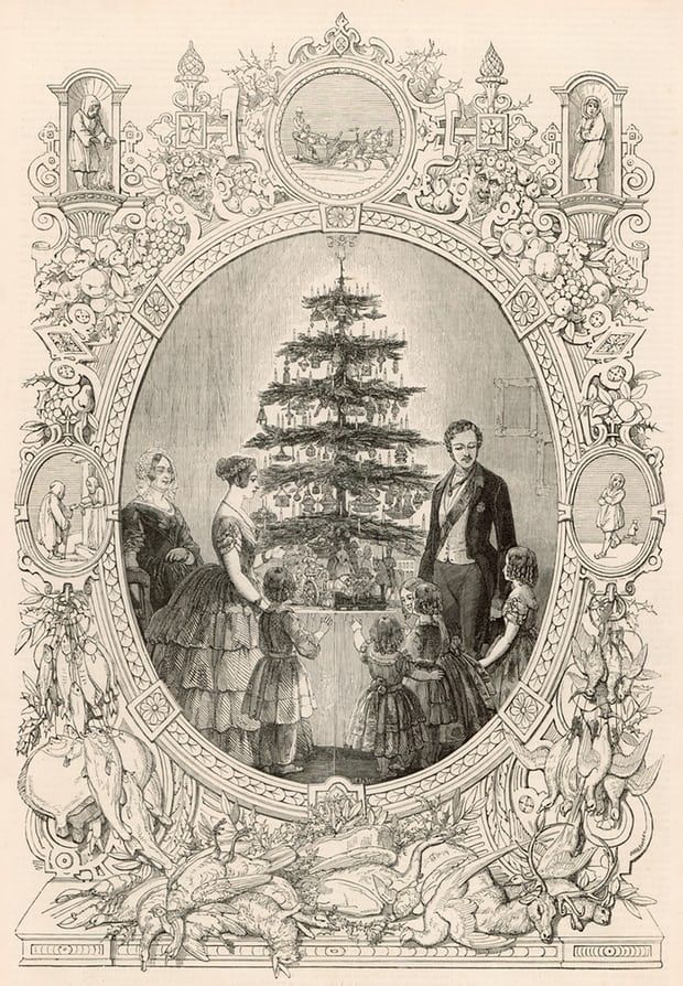 From Tartan To Tippling The A To Z Of Things Two Queens Have In Common The Queen Victorian Christmas Queen Victoria Christmas Traditions