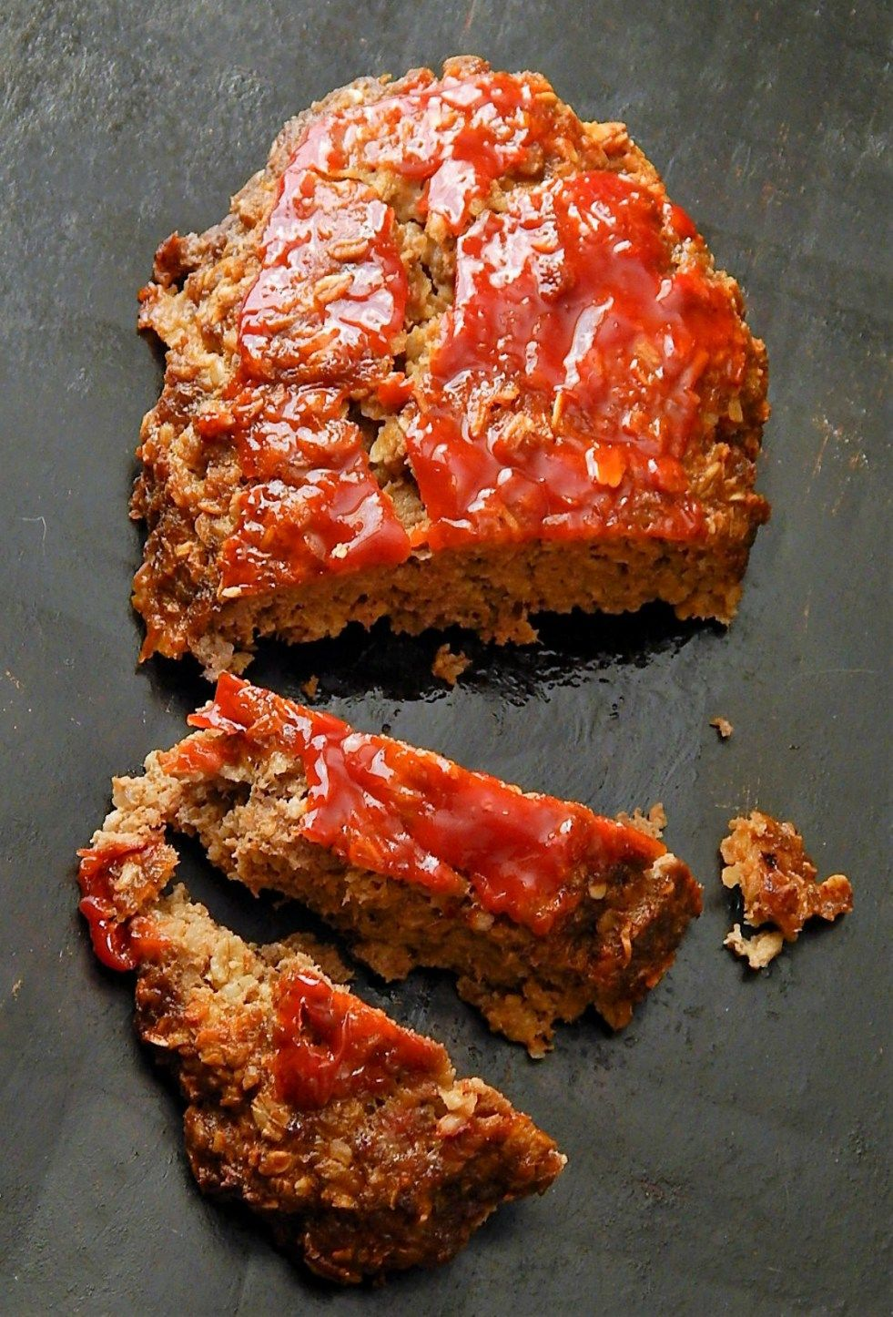 Classic Quaker Oats Meatloaf Classic Meatloaf Recipe Meatloaf With Oatmeal Meat Loaf Recipe Easy