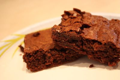 Cook's Illustrated Classic Brownies recipe (different from