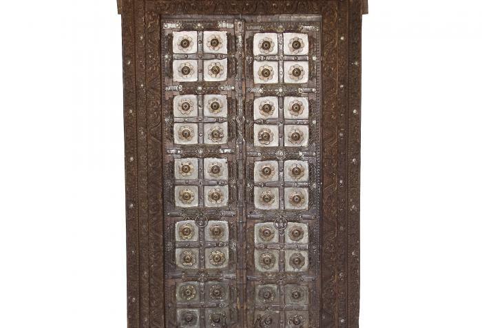 Nagaur | Antique Nagaur Door | Omero Home