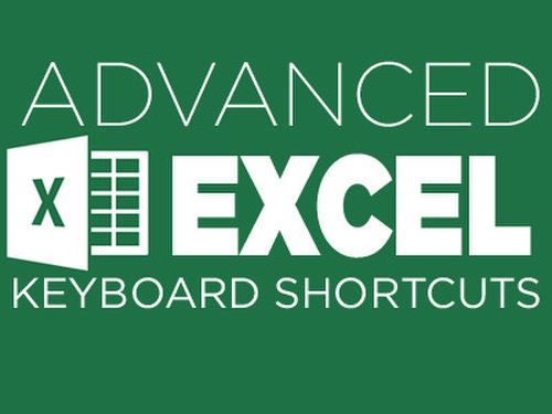 Use these shortcuts for some of the more complicated functions in - spreadsheet programs