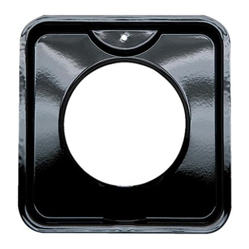 Small Porcelain Square Drip Pan