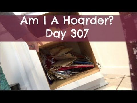 Am I A Hoarder?   Day 307    Finding Wende