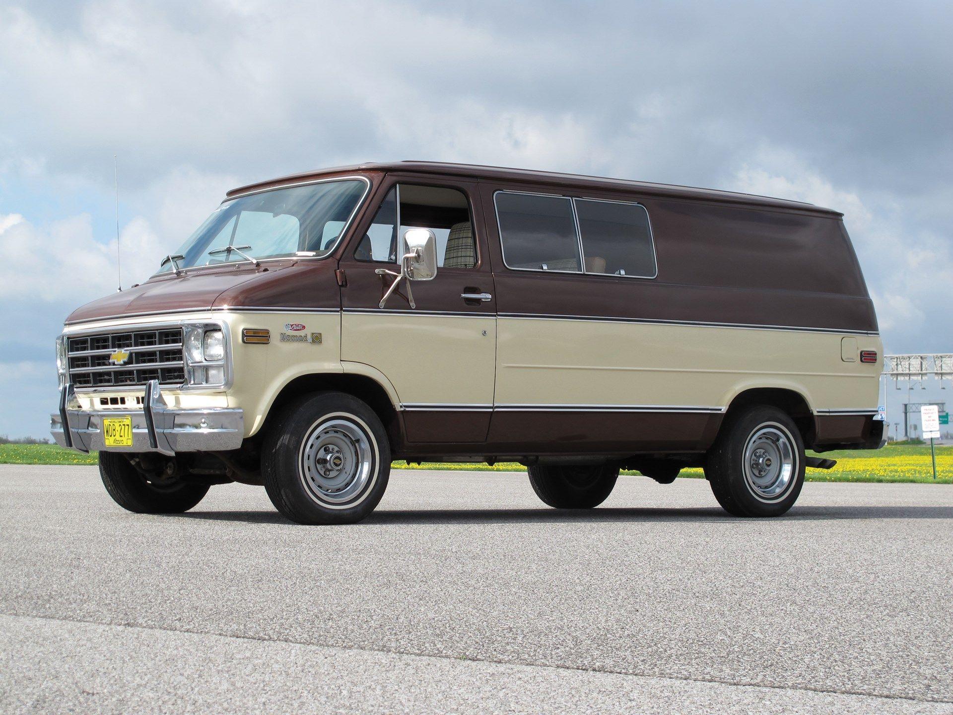 Rm Sotheby S 1979 Chevrolet Nomad Van Auburn Spring 2018 Van Chevrolet Chevy Van