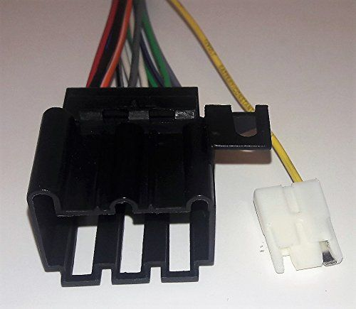 Wire Harness For Installing A New Radio Into A Oldsmobile Cutlass