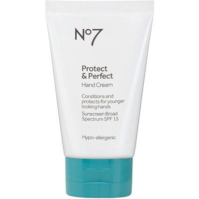 No7 Protect Perfect Hand Cream In 2020 Hand Cream Anti Aging Hand Cream Beauty Gift