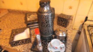 Art Pimenta Doce: Cantinho do chá e do café