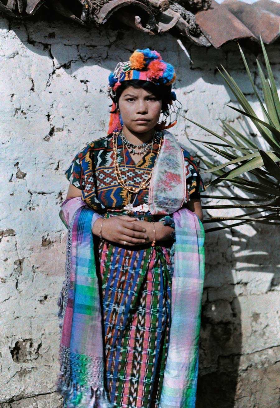A young girl dressed i...