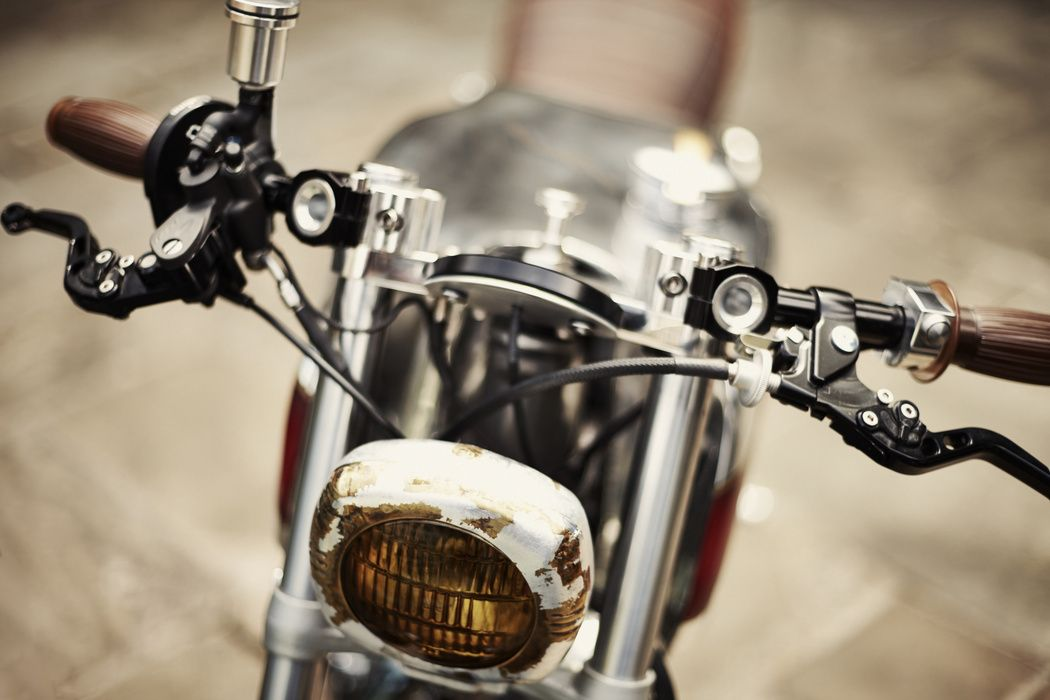 David Marvier Photography - Bike Shed London