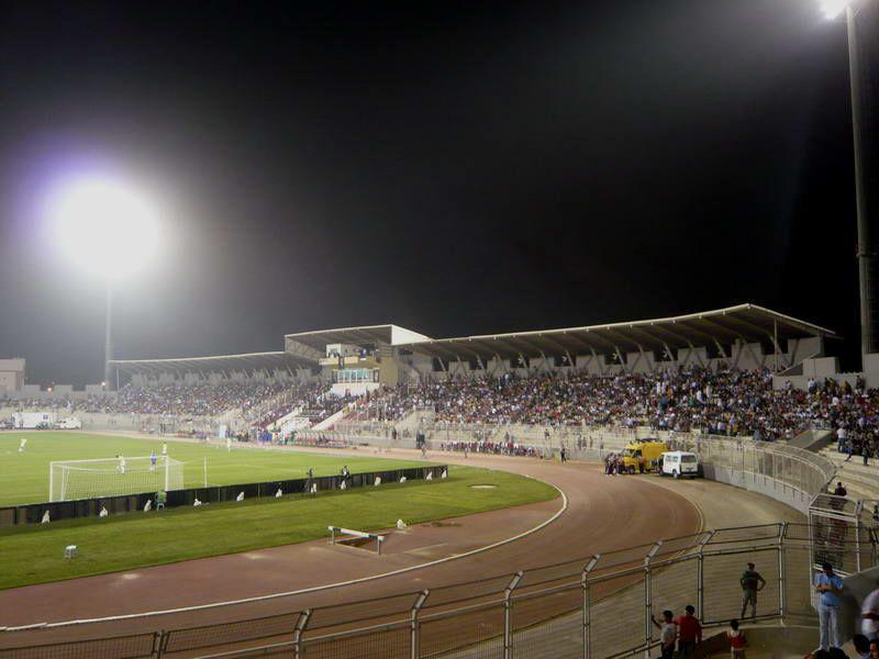 King Abdullah II Stadium, Amman, Jordan (With images