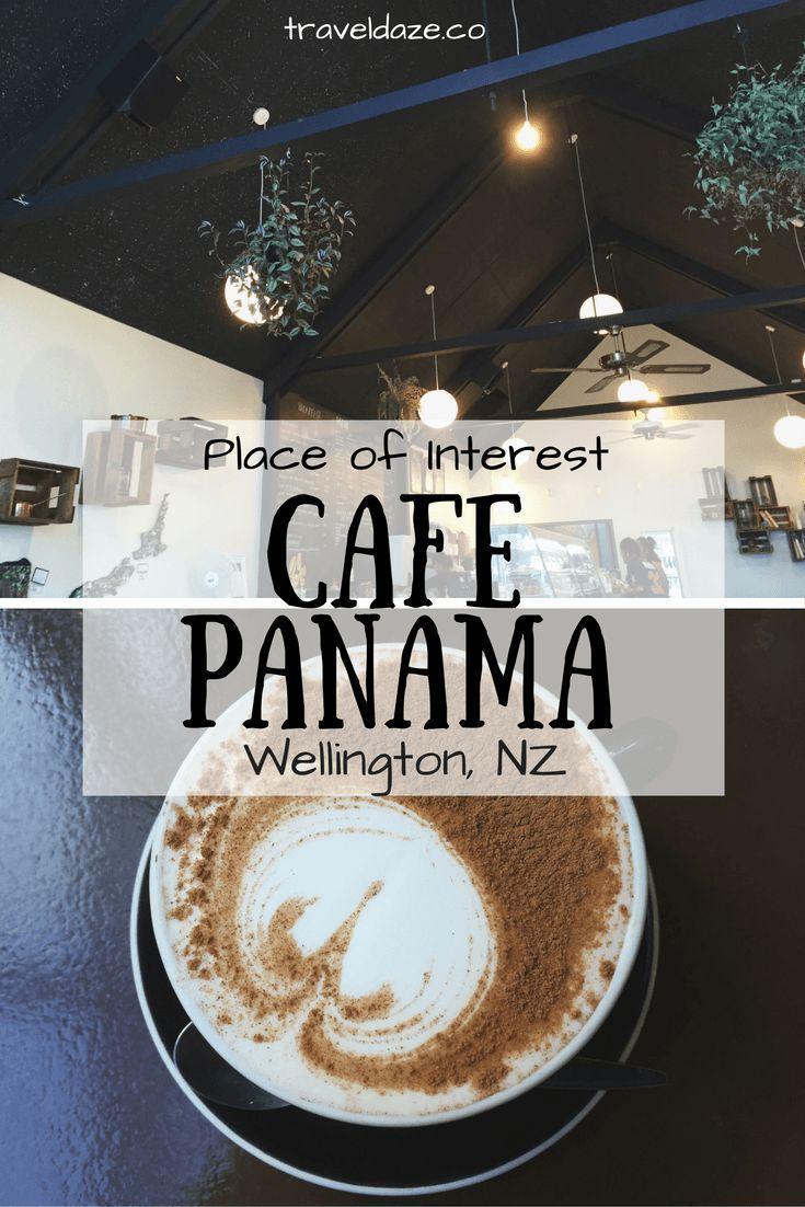 Place Of Interest Cafe Panama Wellington New Zealand Coffee