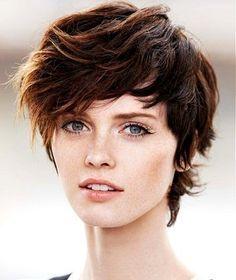 Shaggy Pixie Cut Round Face Google Search Hair Pinterest