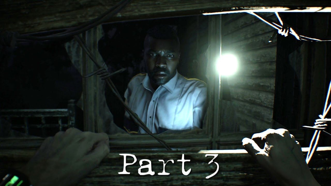 Resident Evil 7 Biohazard Gameplay Walkthrough Part 3 Help Pol Resident Evil Biohazard Gameplay