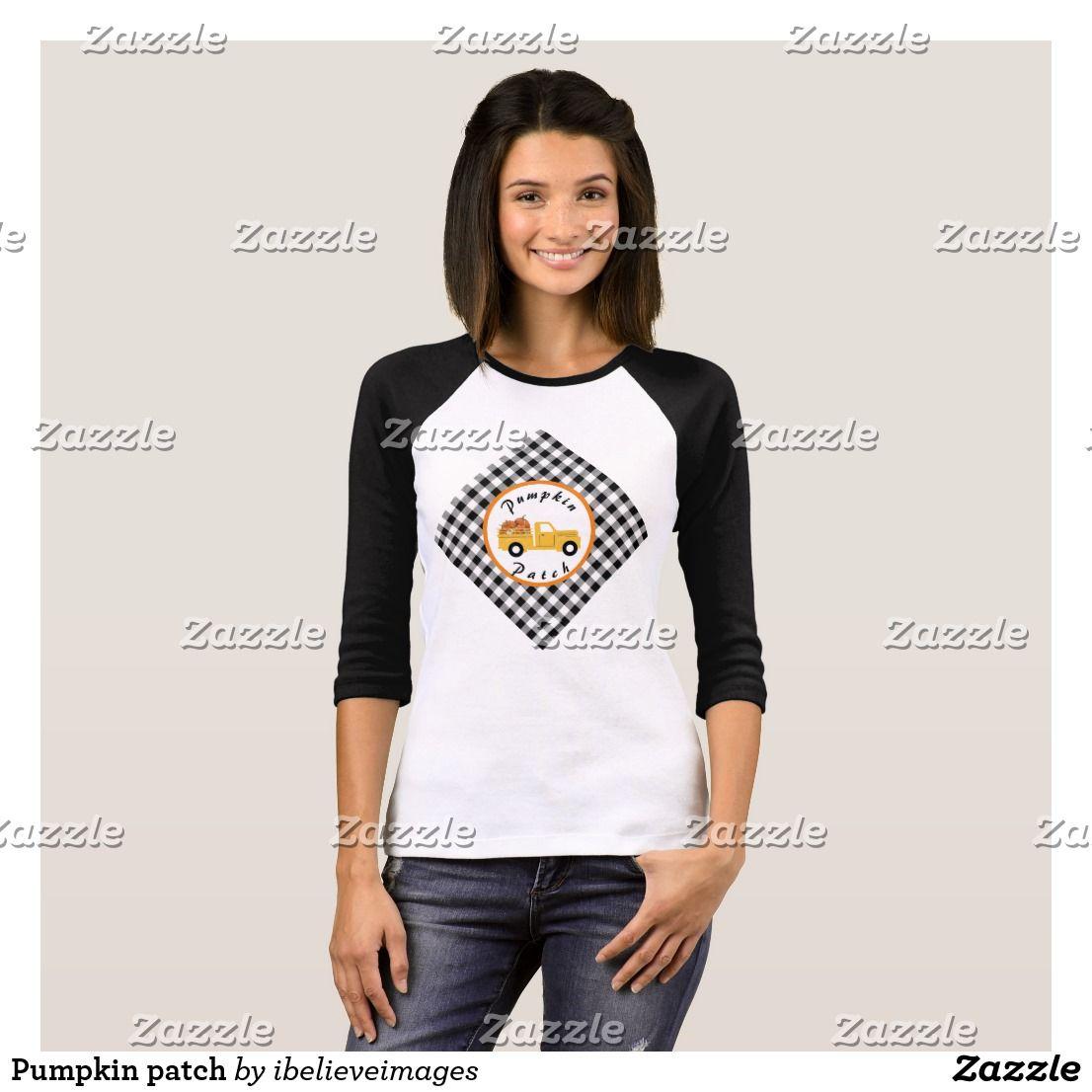 Pumpkin patch TShirt Casual wardrobe