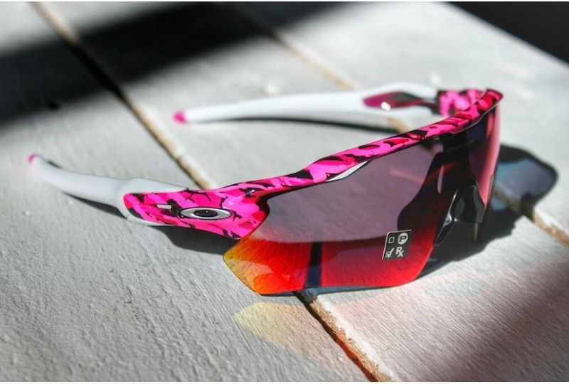 Radar Ev Path Pink Camo Prizm Road   Oakley Sunglasses en 2019 ... c36c98146981