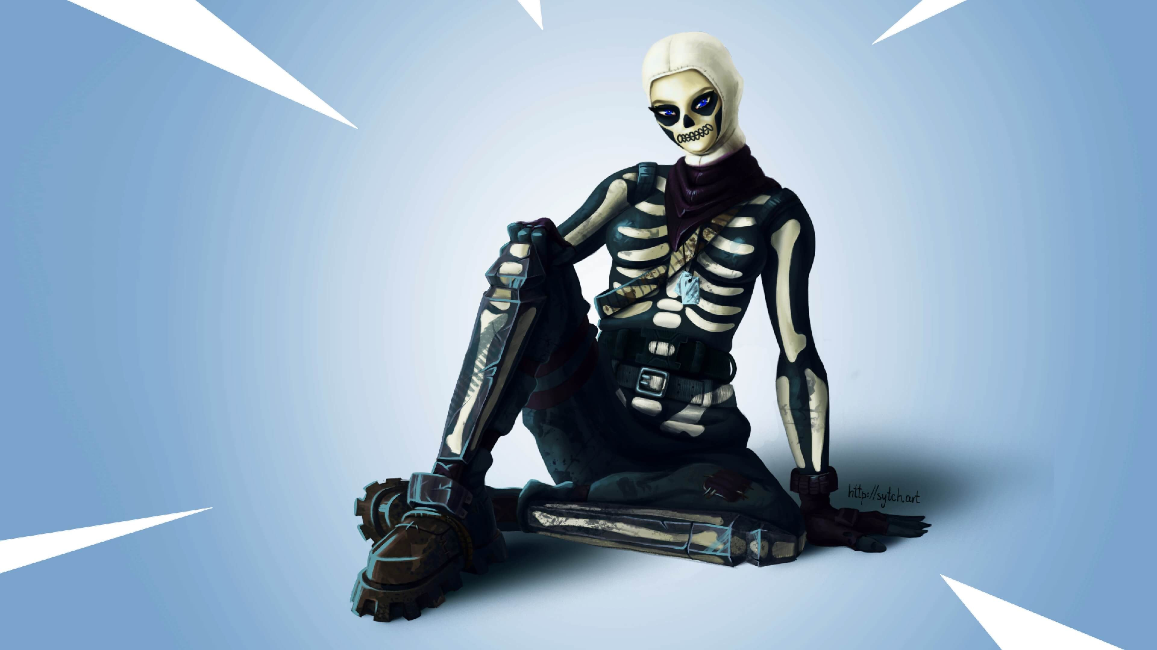 Pin By Wallpaperplex On Fortnite Skull Trooper Wallpapers